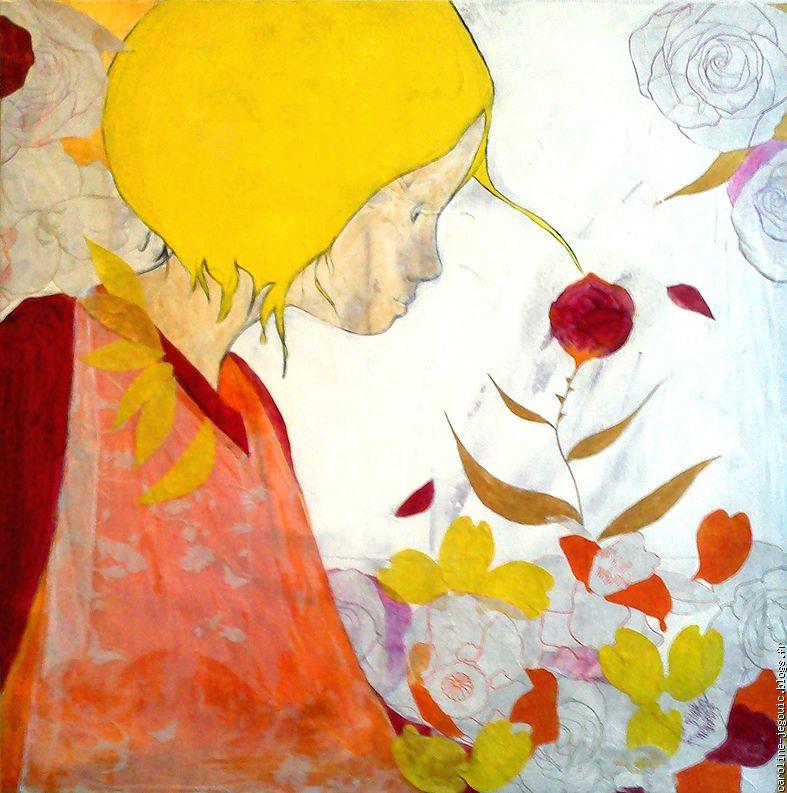 Caroline J 233 Gouic Peinture Contemporaine Blogs Fr Le Blog